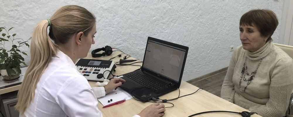 Проверка и диагностика слуха